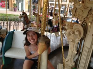 From the Pretty Brainy tween fashion blog: Tween Girl Advice on Transition to Middle School