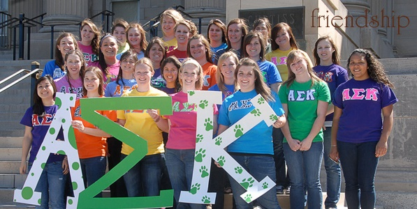 Alpha Sigma Kappa Supports Girls in STEM at March 29 Fundraiser