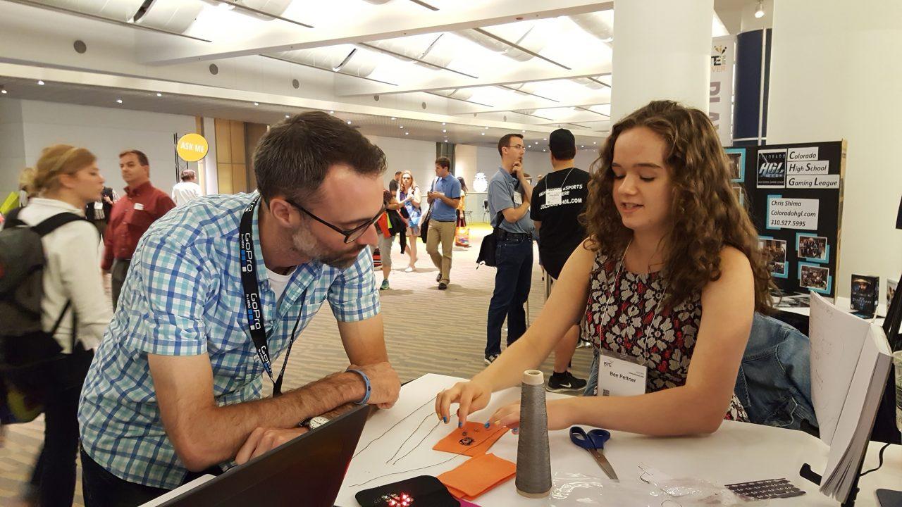 Teen social entrepreneur Bee Pettner used STEAM learning as an access point to entrepreneurship