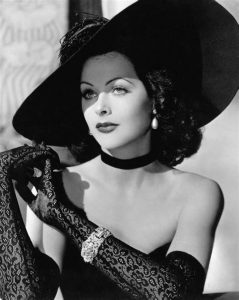 The second of overlooked women scientists, Hedy Lamarr is best known as a Hollywood actress.